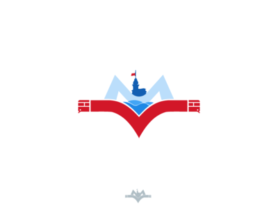 Marmaray Rail Logo Idea (R1)