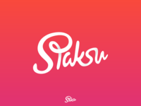 """Spaksu's Logo """"S"""" and """"P"""" Letter #5"""