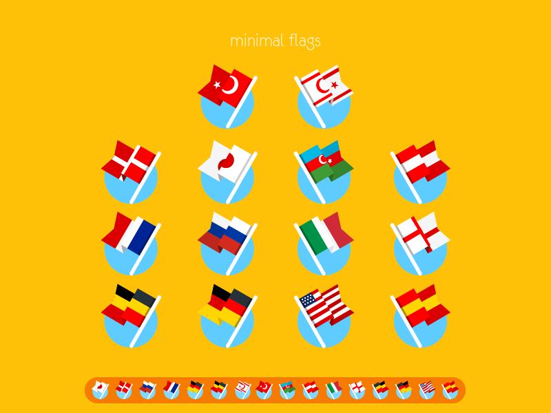 Free Transparan PNG Minimal Flags for free ücretsiz bedava free icon bayrak design turkey flags flag minimal