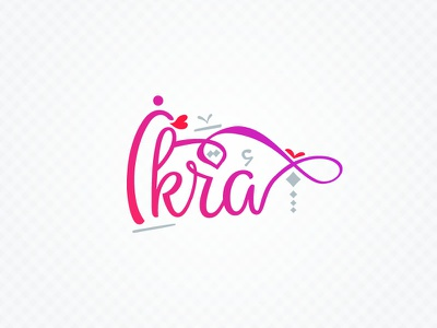 Ikra (iqra) god islam first word quran calligraphy arabic read oku ikra