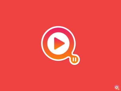 Play'r App Icon player app ios android ico pause play icon logo androidmusicplayer appiconlogoplaypause