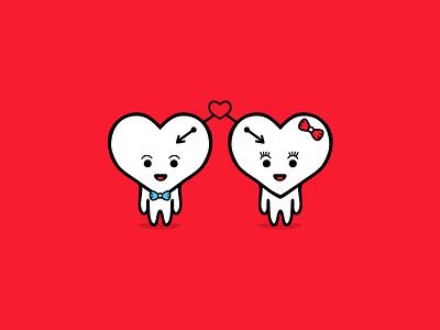 Couples in Love love head head big heads drawing loving heart love arrow arrow cupid girl boy couples character love