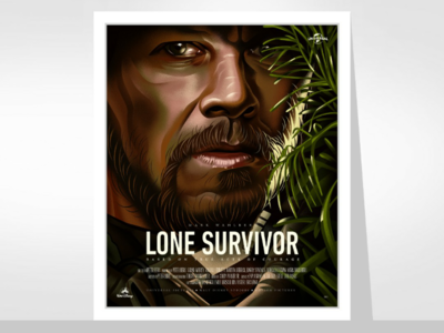 LONE SURVIVOR hollywoodfilms posterseries