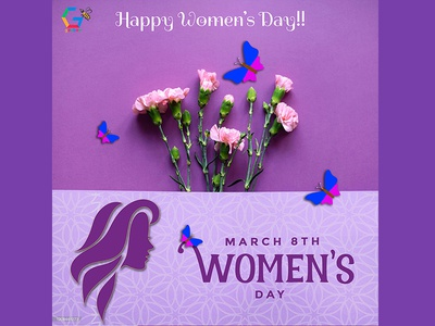 Happy Women's Day!! 2020