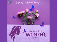 Happy Women's Day!! 2020