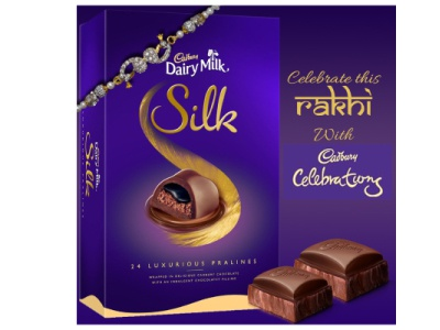Rakhi Celebration-with Dairy Milk