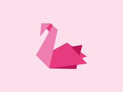 Crane crane animal polygon