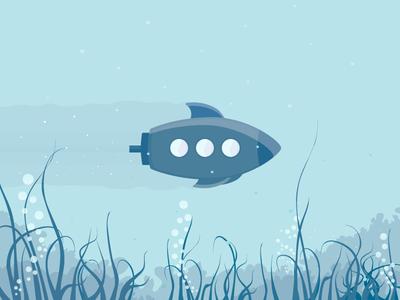 Submarine Dive