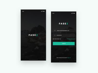 FASE 2 - Login