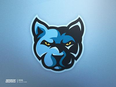 Mascot logo - DOG vector mascotlogo mascot logo illustration esportslogo illustrator design