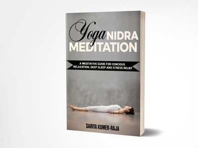 Yoga Nidra Meditation Book Cover