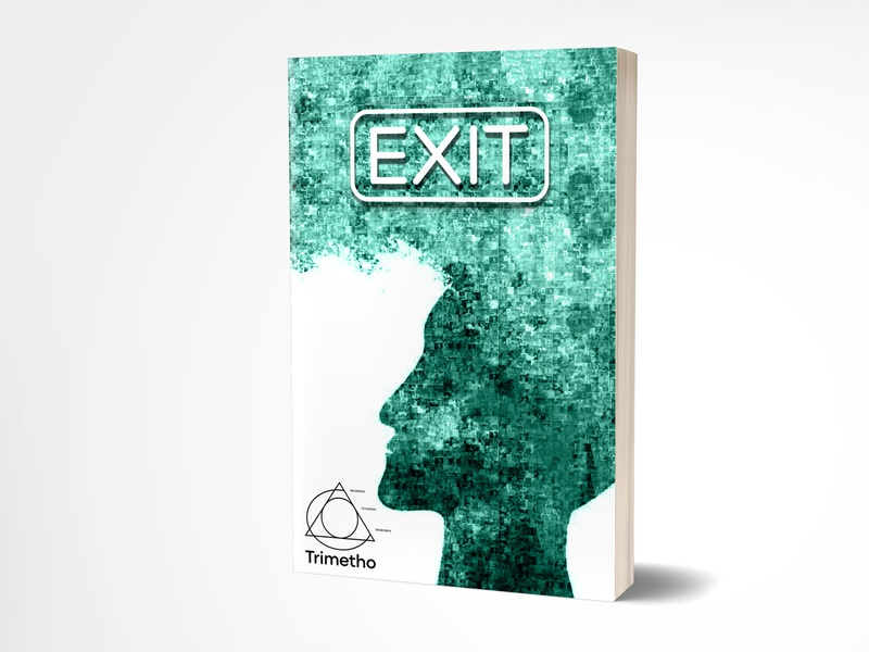 Exit fiverrbookcovergig editorial selfpublishers selfpublishing ecommerce pornography porn exit 3dbookcover illustration fiverr.com fiverr branding kindlecover ebook cover book cover design adobe photoshop book cover graphicdesign