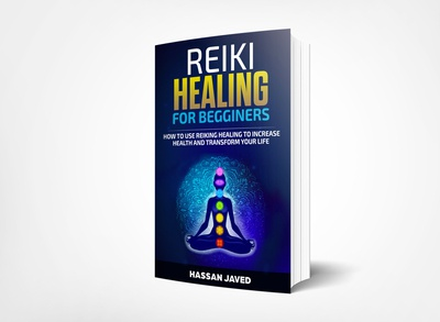 Reiki Healing Book Covers