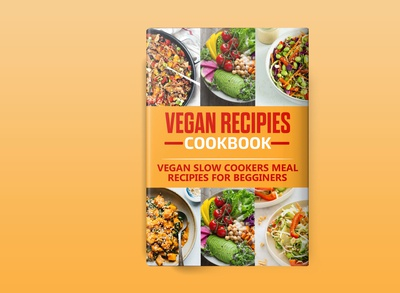 Vegan Recipies Book Cover