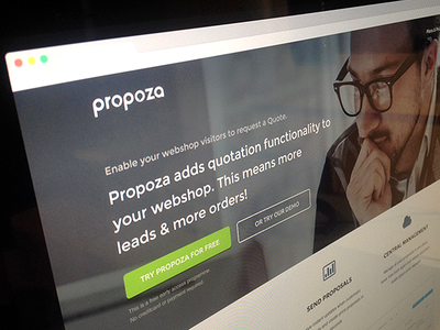 Propoza quotation cloud magento shop plugin