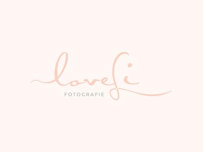 Loveli Logo lovely photography logo