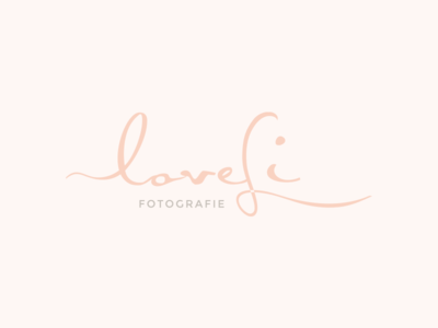 Loveli Logo lovely photography logo