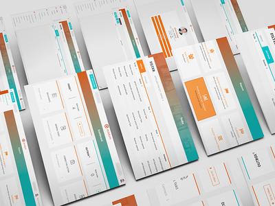 B2B Dashboard b2b ui ux design app application clean dashboard apps web