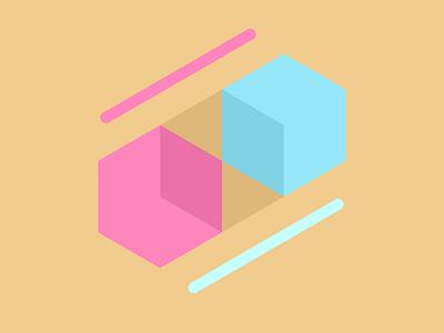 Stickable shape shapes graphic art design creative geometry colors graphic design graphic graphics simplistic simple vector art