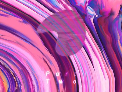 Part Two shape shapes graphic art design creative geometry colors graphic design graphic graphics simplistic simple vector art