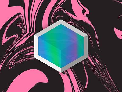 One Two shape shapes graphic art design creative geometry colors graphic design graphic graphics simplistic simple vector art