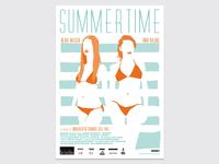 """""""Summertime"""" movie poster"""