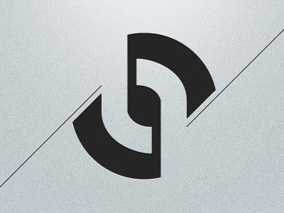 Long Duong logo logo typography negative space
