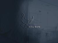 wilur bone branding design fusioncreator vector branding design illustration logo design logo presentation