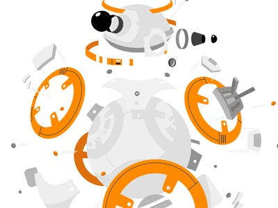 Deconstructed BB8