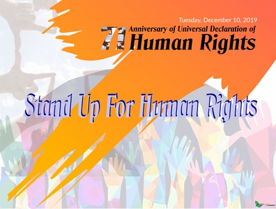 Human Right Day 2019