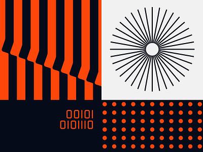 0008 web digital modernism lines color contrast bold shape wallpaper background poster modern technology tech pattern geometric vector freebie artwork abstract