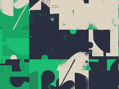 0093 texture grunge artwork square poster poster art print design shape geometry modern art brutalism grid minimal pattern abstract vector geometric freebie