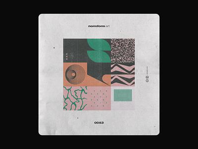 Generative Patterns Collection/ May 2021 generativedesign generativeart design tool seamlesspattern shapes behance minimal design poster illustration art freebie artwork pattern geometric abstract vector