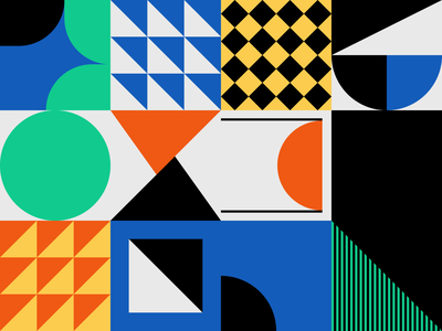 0098 square artwork abstract design geometric pattern freebie vector