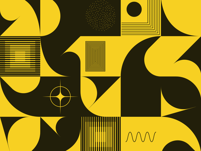 0099 duotone artwork pattern freebie abstract vector