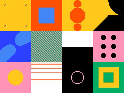 0103 square artwork geometric illustration design freebie pattern abstract vector