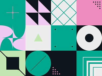 0116 artwork vector abstract geometric freebie