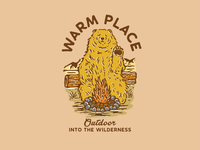 Warm Place Bear