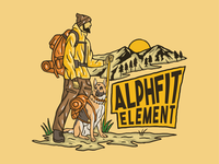 Design I did fo Alphfit Element