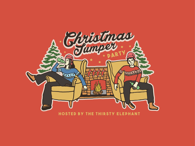 Design for The Thirsty Elephant