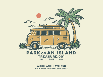 Park on Island