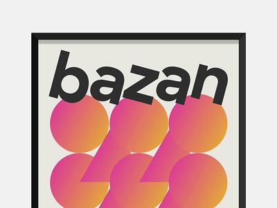 Bazan Poster