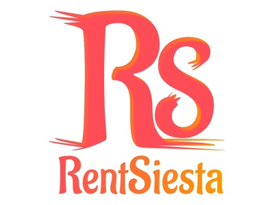 RentSiesta Logo creative logo attractive logo design