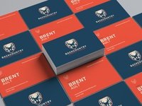 Back Country Business Cards