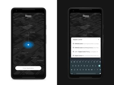 A Boring App - pt 1 map directions ridesharing public transit elon musk transportation