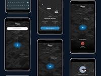 A Boring App - Screens 1
