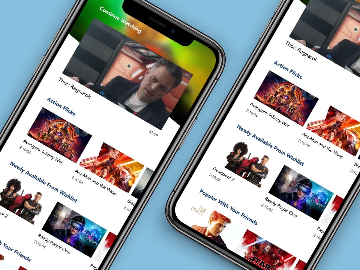 Watchlist tv shows tracker shows movies movie list entertainment app