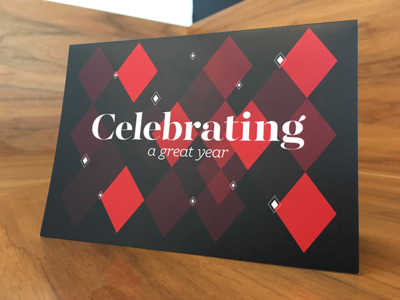 2015 Aten Holiday Card
