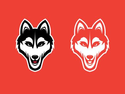 Dog maskote