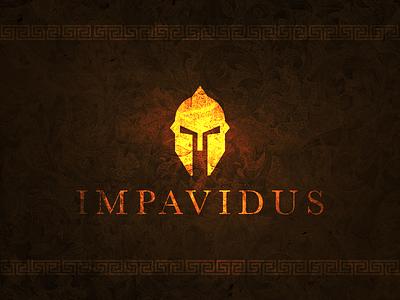 Impavidus Logo logo roma sparta
